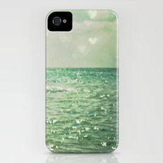 Sea of Happiness iPhone (4, 4s) Slim Case