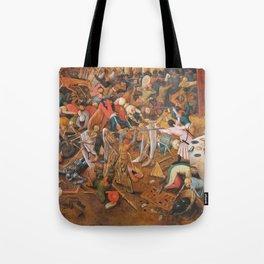The triumph of Death Tote Bag