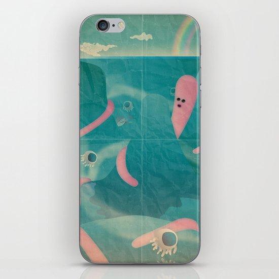 l ' i s o l a c h e n o n c ' è iPhone & iPod Skin