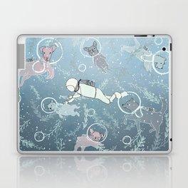 Scuba Dogs Laptop & iPad Skin
