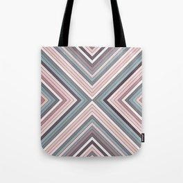 Boho Geometry / Rainy Day in the Desert Tote Bag