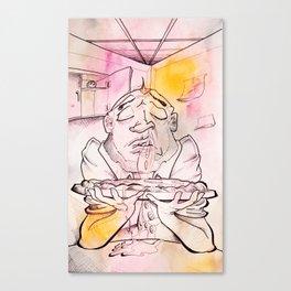 Glut Canvas Print
