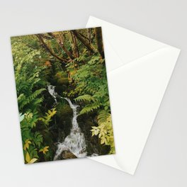 Rainforest brook Stationery Cards
