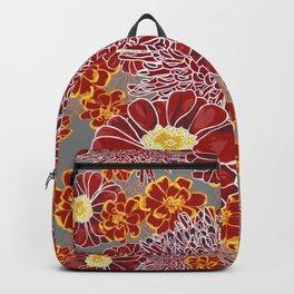 Floral Pattern I Backpack