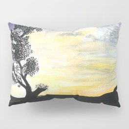 Lone Tree Pillow Sham