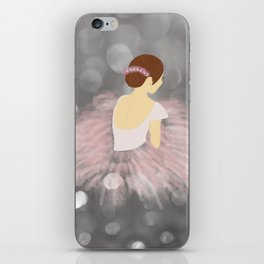 Ballerina Dancer V2 iPhone Skin