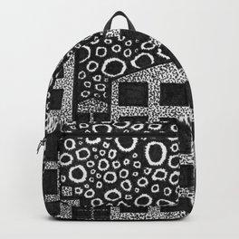 Artisan Artwork 1: Noughts and Dots... Backpack