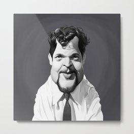Orson Welles Metal Print