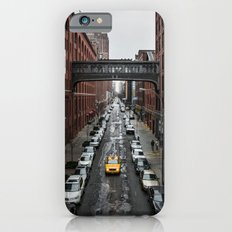 Iconic New York Taxi iPhone 6s Slim Case