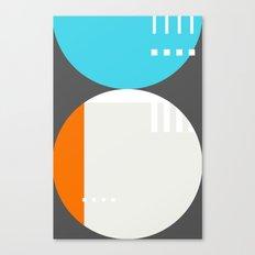 Spot Slice 01 Canvas Print