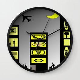 bbnyc's city Wall Clock