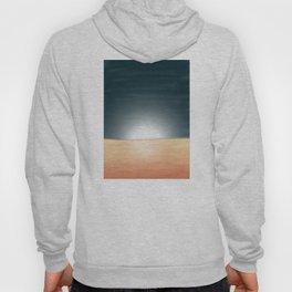 Desert Glow Abstract Hoody