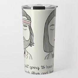 M & R Travel Mug