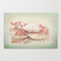 SHELLY DREAM Canvas Print