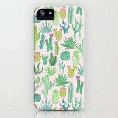 Cactus iPhone SE Slim Case