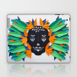 Calavera 3 Laptop & iPad Skin