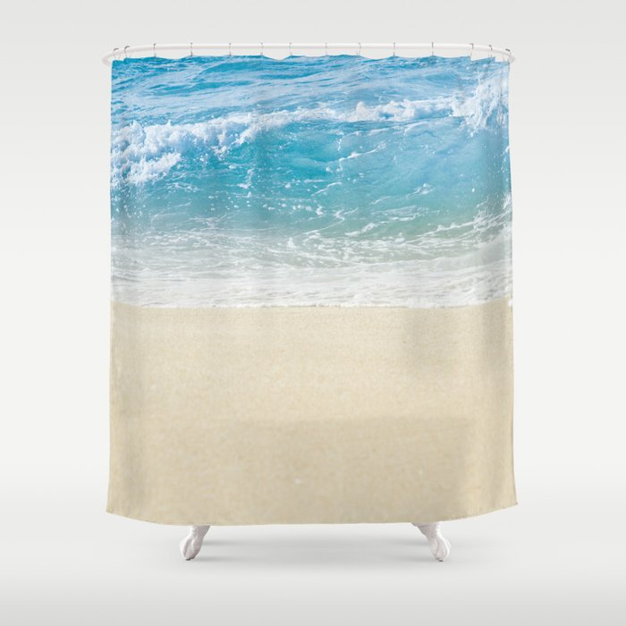 Beauty Surrounds Us Shower Curtain