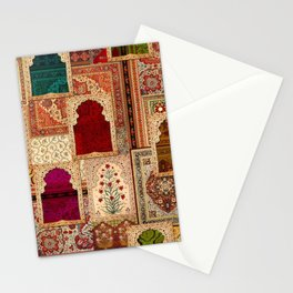 Medley of Rugs Stationery Cards