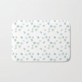 Silver Dollar Eucalyptus Bath Mat