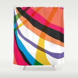 FUN 2 Shower Curtain