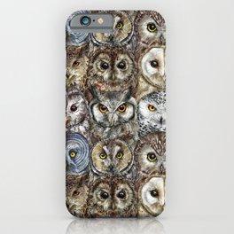 Owl Optics iPhone Case
