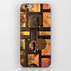 All Locked Up iPhone & iPod Skin