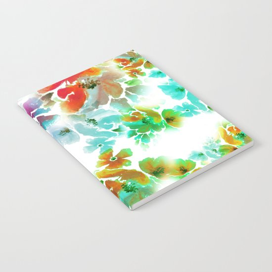 Sweet Blossom Notebook
