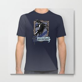 Ravenclaw team flag emblem iPhone 4 4s 5 5c, ipod, ipad, pillow case, tshirt and mugs Metal Print