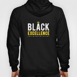 Black Excellence Hoody
