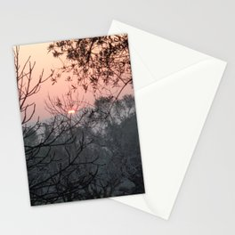 Warm December Stationery Cards