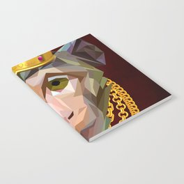 The King of Monkeys Notebook