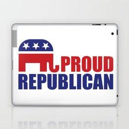 Proud Republican Elephant Design Laptop & iPad Skin
