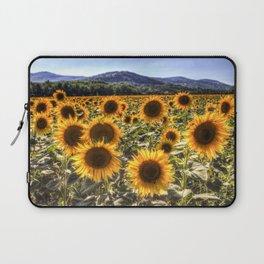 The Sunflower Summer Laptop Sleeve