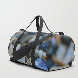 Sea Washed Blue China Duffle Bag