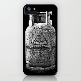 GAZZ 01 iPhone Case