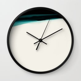LONG TIME TO TOMORROW - #8 SURFACE Wall Clock