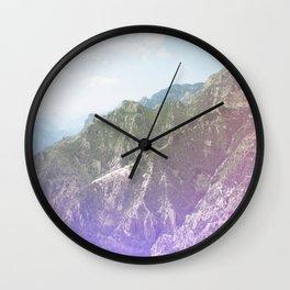 Barrancas del Cobre, Chihuahua Wall Clock