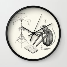 'Weather Machine' Wall Clock