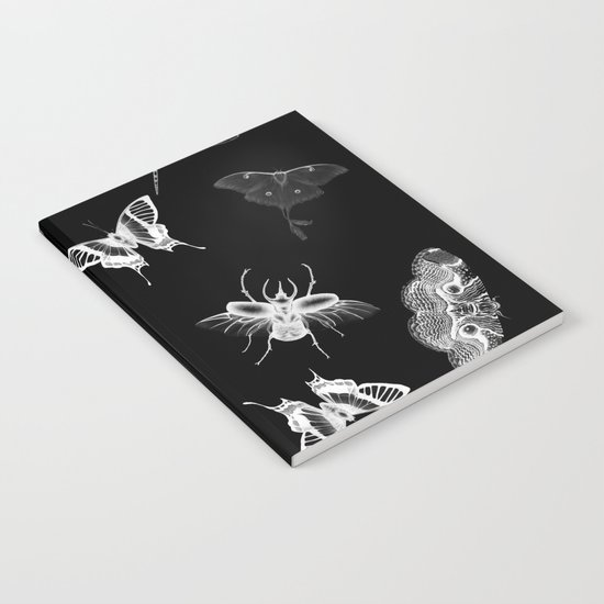 Entomologist Nightmares Notebook