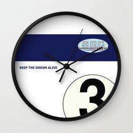 SRC Preparations RA272 No.3 Carter Wall Clock