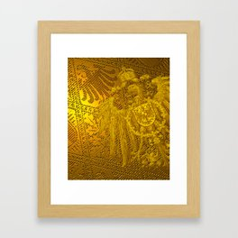 German Imperial Eagles... oldest and newest Framed Art Print