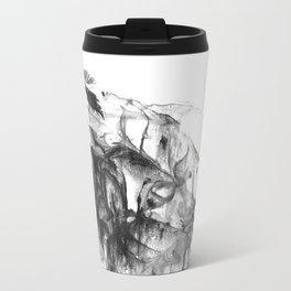 Abstract #9 Travel Mug