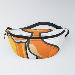 Beer Cat furniture Design by diegoramonart Fanny Pack