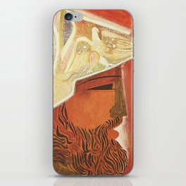 Greece iPhone Skin