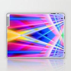 Convergencia doble Laptop & iPad Skin