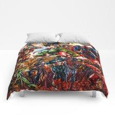 Super hero all Comforters