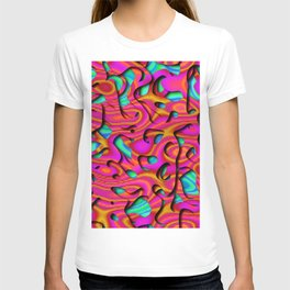 Candyfloss Noodles T-shirt