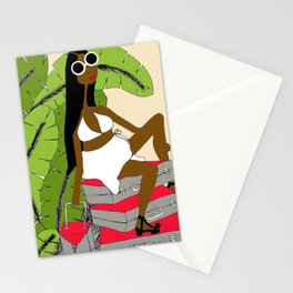 Bags Packed Stationery Cards