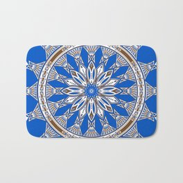 Tribal Gathering Bath Mat