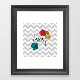 AMC2 Framed Art Print